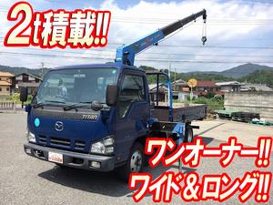 MAZDA Titan Truck (With 4 Steps Of Cranes) PB-LPR81AR 2006 228,029km_1