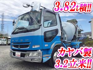 MITSUBISHI FUSO Fighter Mixer Truck PA-FK71R 2006 128,155km_1