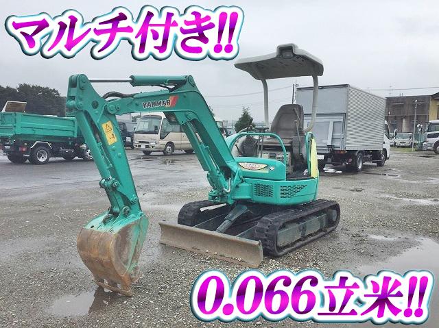 YANMAR  Mini Excavator VIO20-2 2003 2,130h_1