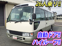 TOYOTA Coaster Micro Bus KC-BB40 1998 240,139km_1