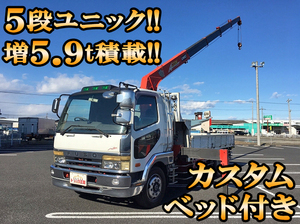 Fighter Truck (With 5 Steps Of Unic Cranes)_1