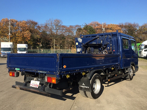 Canter Double Cab (with crane)_2
