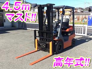 TOYOTA Forklift_1