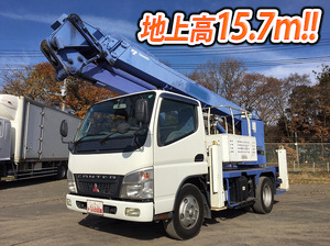 MITSUBISHI FUSO Canter Cherry Picker PA-FE73DB 2007 46,972km_1