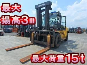 KOMATSU  Forklift FD160E-8 2012 8,014h_1