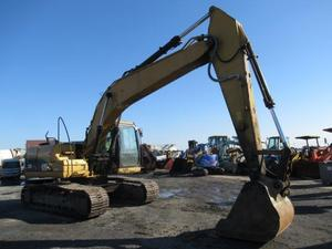 CAT Excavator_2