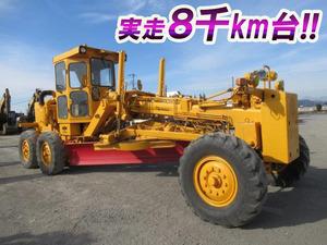 KOMATSU  Motor Grader GD705R-1A 1980 8,541km_1