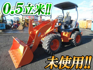 HITACHI Wheel Loader_1