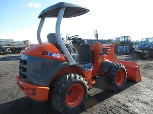 HITACHI Wheel Loader_2