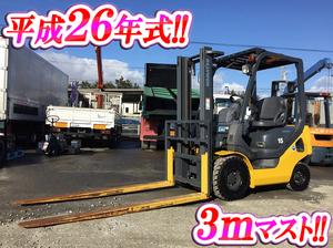 KOMATSU  Forklift FD15C-21 2014 33h_1