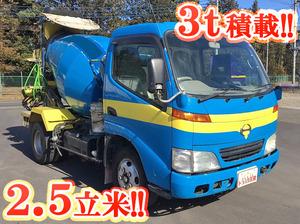 Dutro Mixer Truck_1