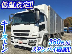 MITSUBISHI FUSO Super Great Refrigerator & Freezer Truck BDG-FU54JZ 2008 1,020,042km_1