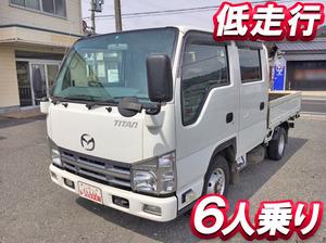 MAZDA Titan Double Cab BKG-LHR85A 2011 57,478km_1