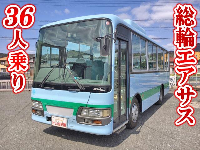 ISUZU Gala Mio Bus KK-LR233F1 2000 225,330km_1