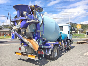 Forward Mixer Truck_2