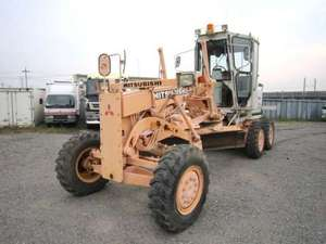 MITSUBISHI HEAVY INDUSTRIES Grader_1