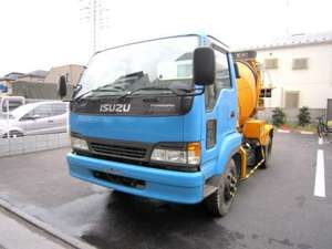 Forward Juston Mixer Truck_1