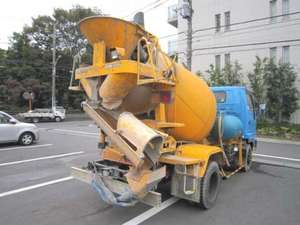 Forward Juston Mixer Truck_2
