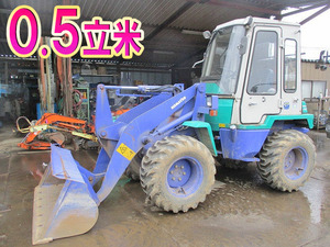 KOMATSU Wheel Loader_1
