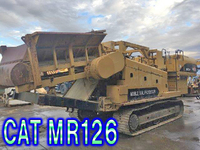 CAT  Construction Machinery MR126 2004 2,815h_1