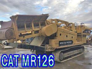 CAT Construction Machinery_1
