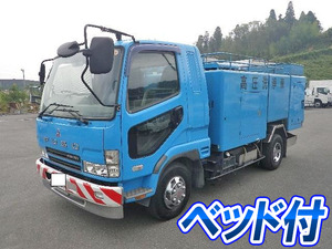 Fighter High Pressure Washer Truck_1