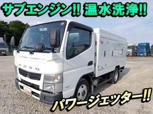 MITSUBISHI FUSO Canter High Pressure Washer Truck SKG-FEA50 2011 36,466km_1