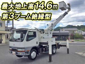 MITSUBISHI FUSO Canter Cherry Picker KC-FE548B (KAI) 1999 45,269km_1