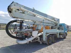 Super Great Concrete Pumping Truck_2