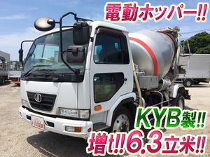 UD TRUCKS Condor Mixer Truck BDG-PK36C 2010 168,249km_1