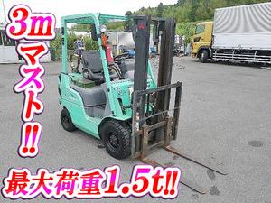 MITSUBISHI Forklift_1