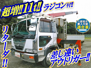 Condor Truck (With 3 Steps Of Unic Cranes)_1