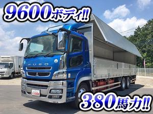MITSUBISHI FUSO Super Great Aluminum Wing BKG-FU54JZ 2009 717,569km_1