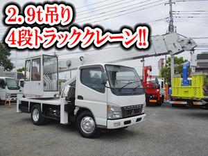 Canter Truck Crane_1