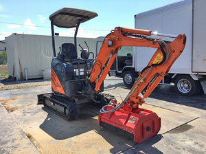 HITACHI Mini Excavator_2