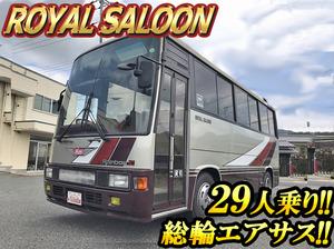 HINO Rainbow Micro Bus U-CH3HFAA 1990 177,667km_1