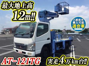 MITSUBISHI FUSO Canter Cherry Picker KK-FE73EB 2004 42,856km_1