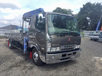 MITSUBISHI FUSO Fighter Truck (With 5 Steps Of Cranes) KK-FK61FL 2004 79,442km_2
