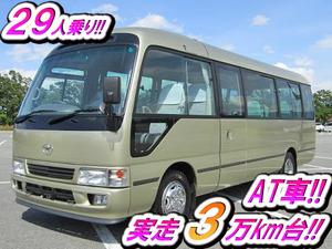 TOYOTA Coaster Micro Bus KK-HDB51 2002 38,229km_1