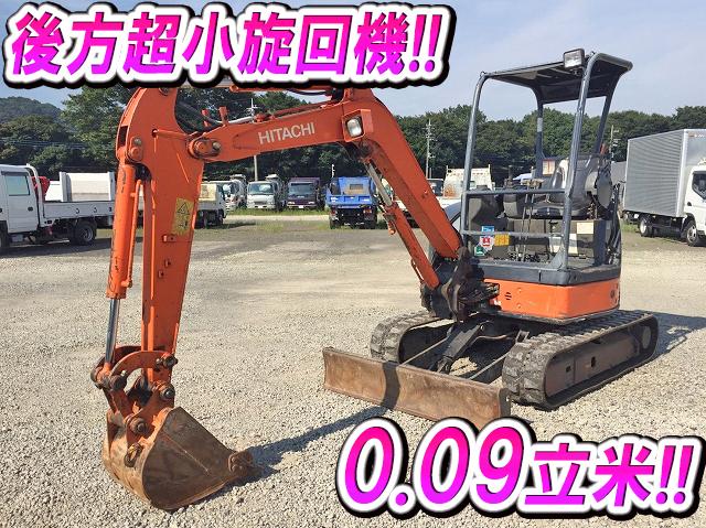 HITACHI  Mini Excavator ZX30U-2 2005 6,395h_1