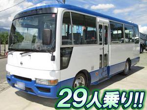 NISSAN Civilian Micro Bus KK-BHW41 2003 95,086km_1