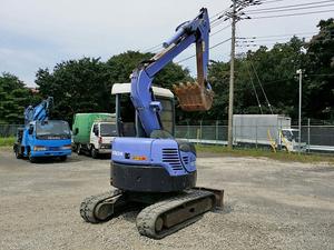 HOKUETSU INDUSTRIES Mini Excavator_2