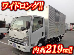 MAZDA Titan Aluminum Van BKG-LPR85AN 2011 92,000km_1