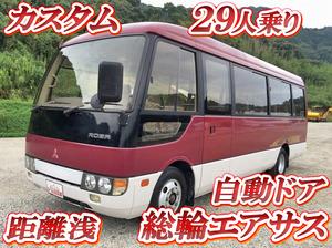 MITSUBISHI FUSO Rosa Micro Bus KK-BE66DG 2000 145,823km_1