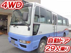 NISSAN Civilian Micro Bus KK-BHW41 (KAI) 2001 142,000km_1