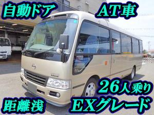 HINO Liesse Ⅱ Micro Bus SDG-XZB51M 2012 61,000km_1