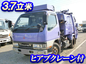 MITSUBISHI FUSO Canter Garbage Truck KK-FE53EB 2000 -_1
