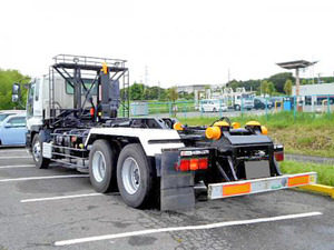 Giga Container Carrier Truck_2