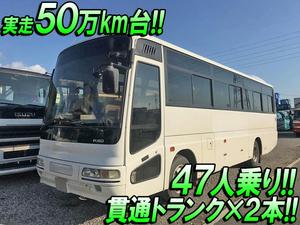 MITSUBISHI FUSO Aero Midi Tourist Bus KK-MK25FJ 2000 507,000km_1