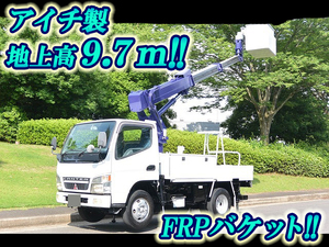 MITSUBISHI FUSO Canter Cherry Picker KK-FE73EB 2004 -_1